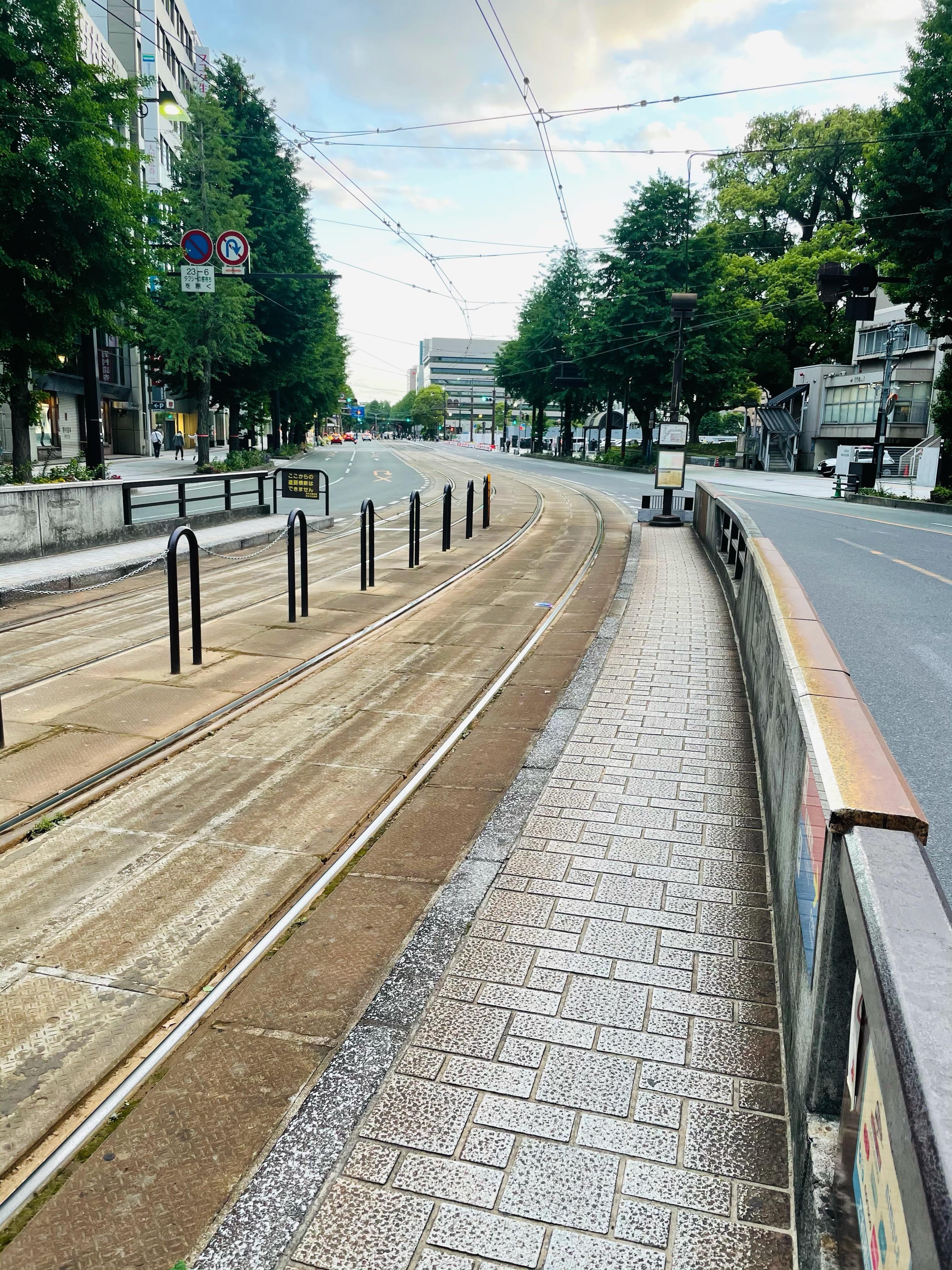 「初めての路面電車っ」05/06(木) 13:20 | 梨花(りんか)☆S-rankの写メ日記